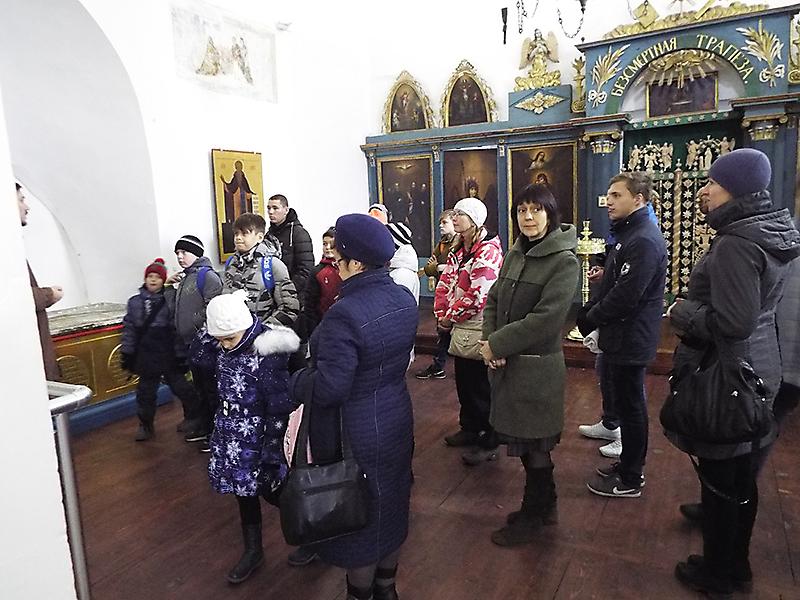 Паломничество в Ферапонтово и Кириллов_3